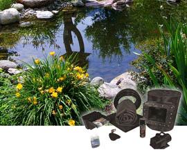 Compact Pond Kits