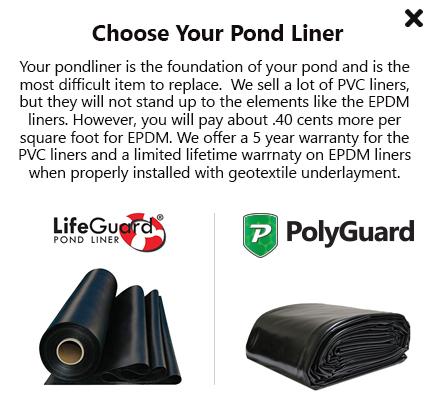 liner option